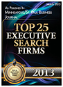 Top 25 Executive Search Firms